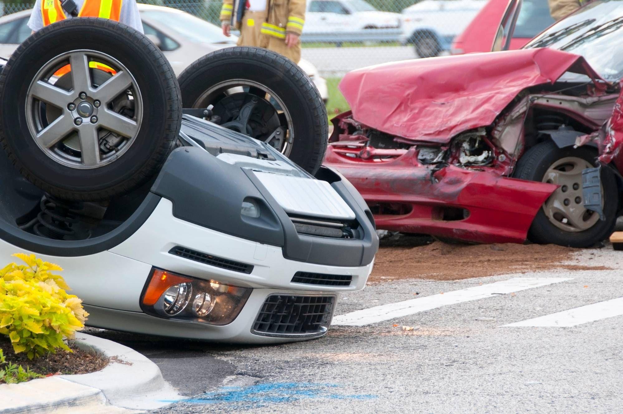 خسارت خودروی مقصر تصادف با بیمه بدنه قابل جبران است