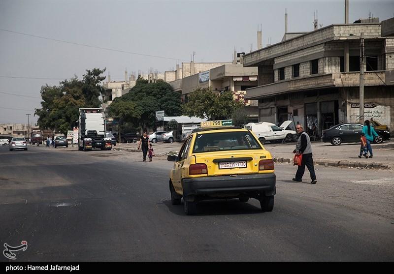 تاکسی سوریه