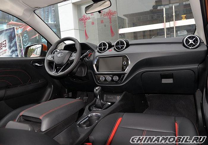 خودرو سوییست DX3 در راه بازار ایران