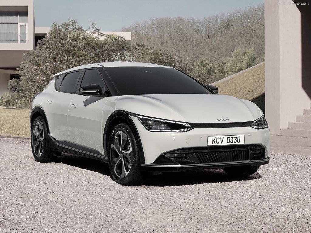 کیا EV6 مدل 2022
