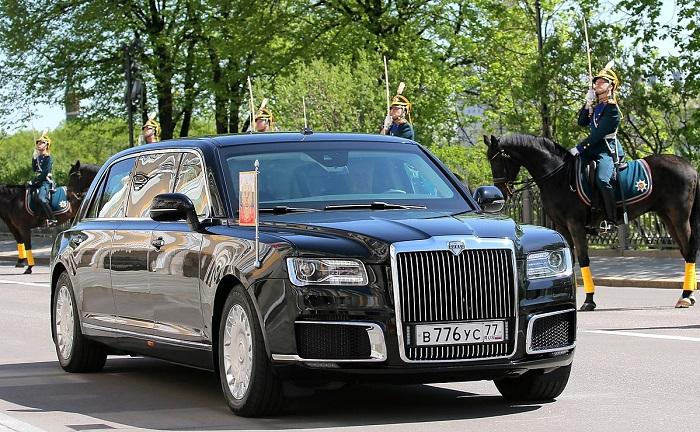 خودرو پوتین خودرو اروس