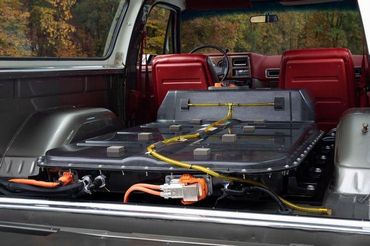 برقی کردن خودروهای کلاسیک