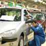 سهم سایپا و ایران خودرو از تولید هدفگذاری شده امسال