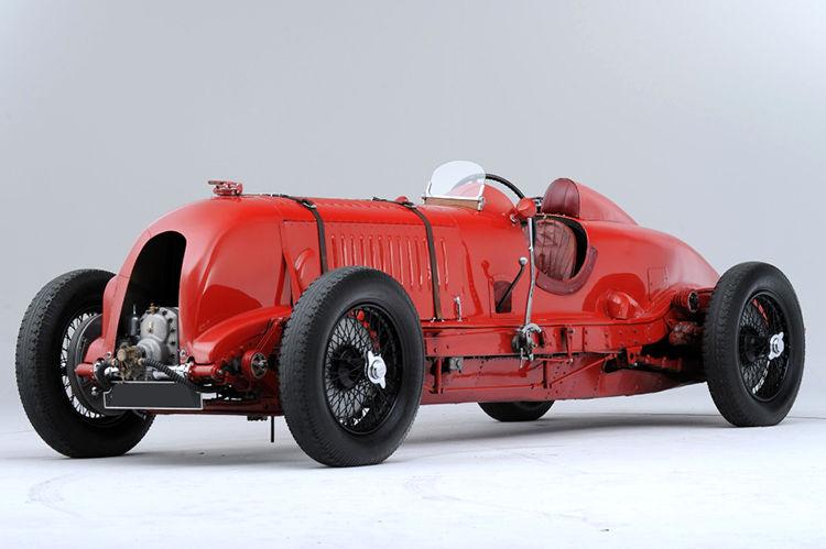 Bentley 4 0.5 Litre