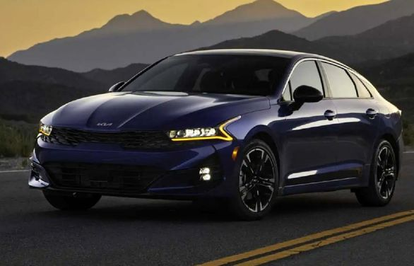 کیا K5 مدل 2022 با آپشن های جدید | قیمت