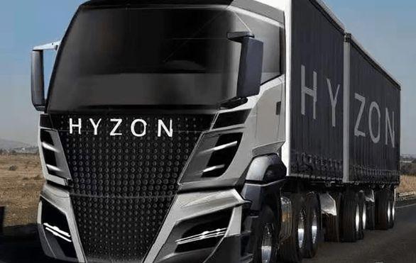 آینده حمل و نقل هیدروژنی در دستان هایزون