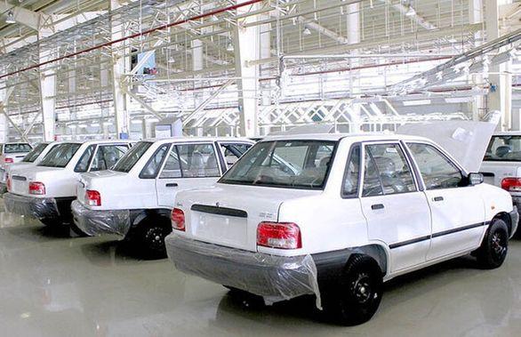 تداوم سیگنال کاهش قیمت خودرو / قیمت پراید در آستانه 48 میلیون