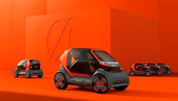 شگفتی جدید رنو در دنیای خودروهای برقی