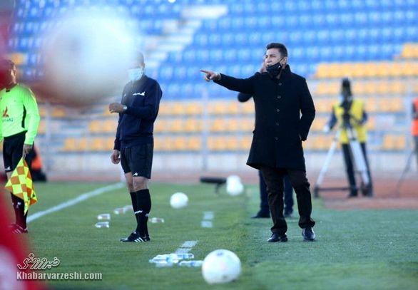 قلعه نویی دو بازیکن لیست خروج استقلال را می خواهد
