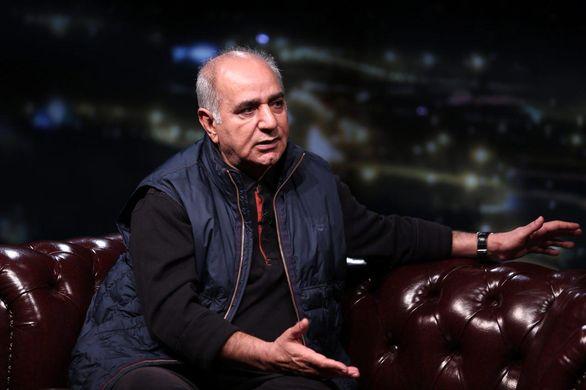 واکنش پرویز پرستویی به برد امشب فایتر ایرانی