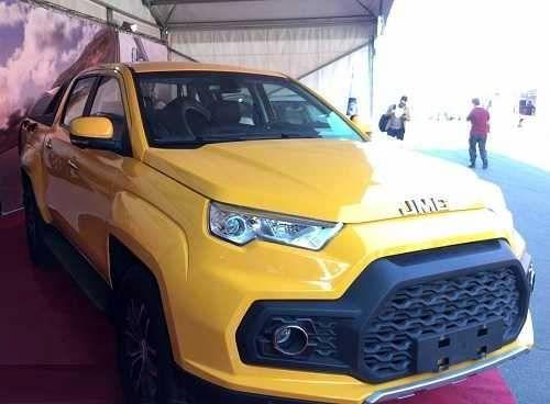 یک خودرو جدید چینی در ایران رونمایی شد (تصاویر)