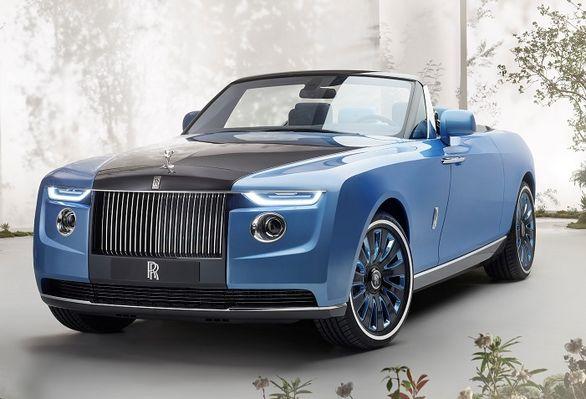 ویژگی های حیرت انگیز رولزرویس بوت تیل، گران ترین خودرو دنیا + فیلم