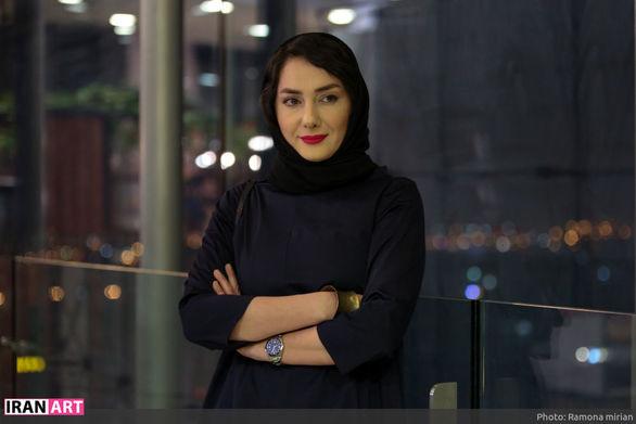 عکس   هانیه توسلی هنوز هم خاص و متفاوت