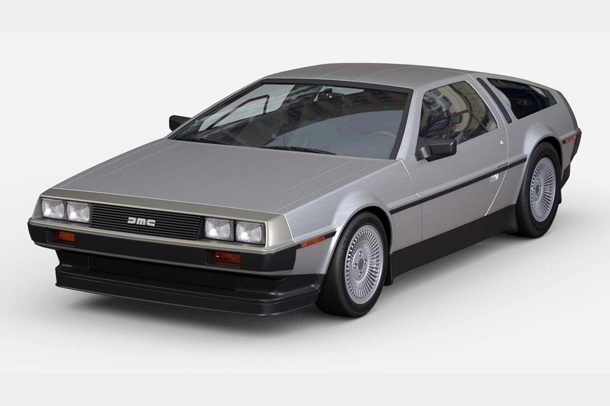 DMC DeLorean / دی ام سی دلورین