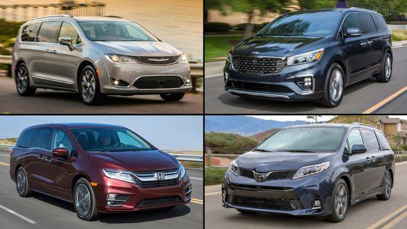 مینی ون   گزینه بعد تقاضا در بازار جهانی خودرو