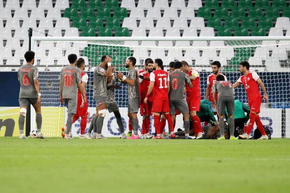 پتوی بازیکنان پرسپولیس در قطر سوژه جهانی شد