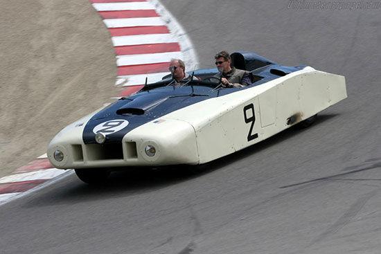 عجیب ترین خودروهای مسابقه ای تاریخ
