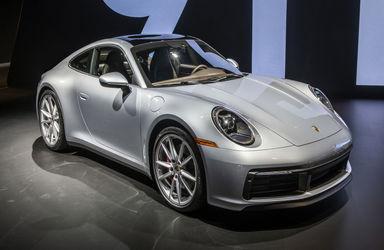 نمایشگاه خودرو لس آنجلس 2018