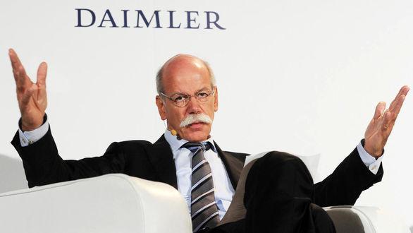 مستمری بازنشستگی کهکشانی مدیرعامل دایملر  رکورد شکست