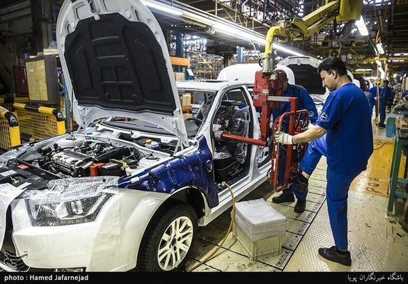 جزئیات افزایش 21 درصدی تولید خودرو در سال 99