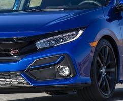 مدل تغییر شکل داده خودرو هوندا سیویک را ببینید
