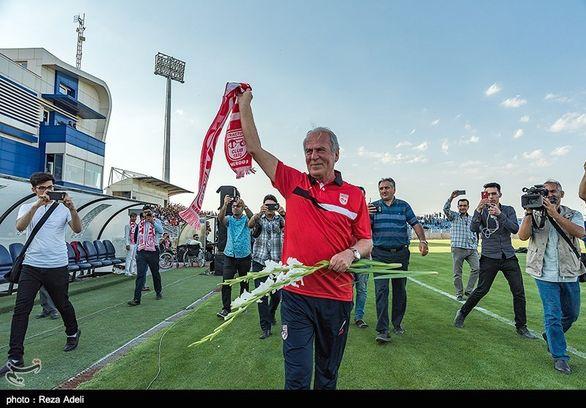 بازیکن دورگه ایرانی در رادار قرمز پوشان (عکس)