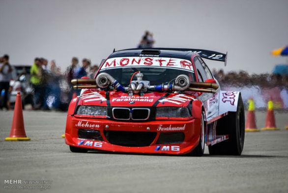 اطلاعیه فدراسیون اتومبیلرانی درباره تاریخ برگزاری مرحله چهارم مسابقه درگ
