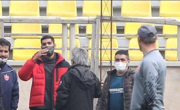 تکلیف محمد انصاری و پرسپولیس امروز مشخص می شود