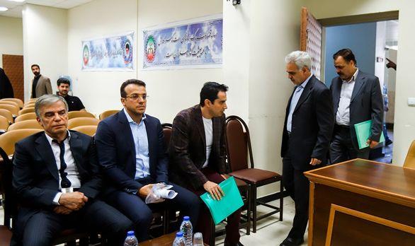 جزئیات سومین جلسه دادگاه قاچاق سازمان یافته قطعات خودرو شرکت عظام