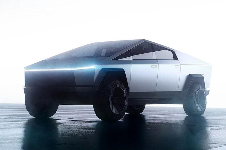 Tesla Cybertruck / تسلا سایبرتراک