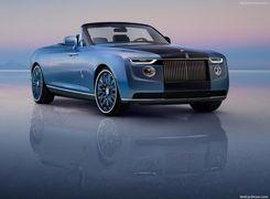 رولزرویس دم قایقی گرانترین خودرو جهان را ببینید