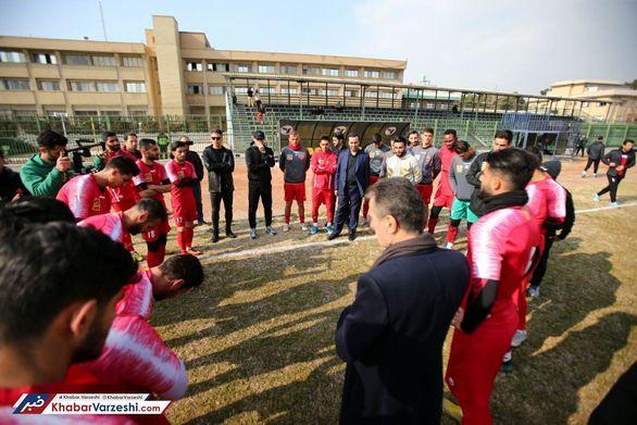 غایب بزرگ مراسم معارفه گل محمدی در پرسپولیس