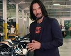 نگاهی به کلکسیون موتورسیکلت های کیانو ریوز