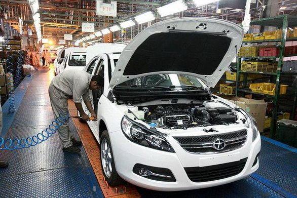 وضعیت قرمز در تولید خودروسازان بخش خصوصی