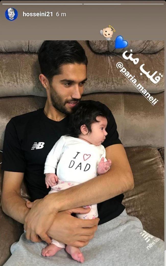 استوری سیدحسین حسینی