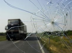 آموزش ترمیم شیشه ترک خودرو با روش ساده (فیلم)