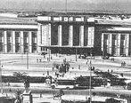 ایستگاه راه آهن تهران چگونه ساخته شد؟