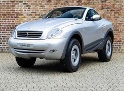 حراج هیولیز یکی از کمیاب ترین خودروهای دنیا با طراحی خاص