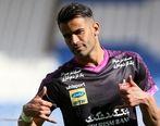 مهاجم پرسپولیس به دنبال کار نیمه تمام در لیگ قهرمانان آسیا