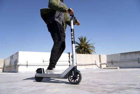 آغاز فروش اسکوتر برقی تاشو با قیمت مقرون به صرفه