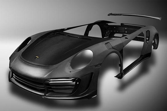 فیبر کربن و انقلاب جدید در طراحی خودرو