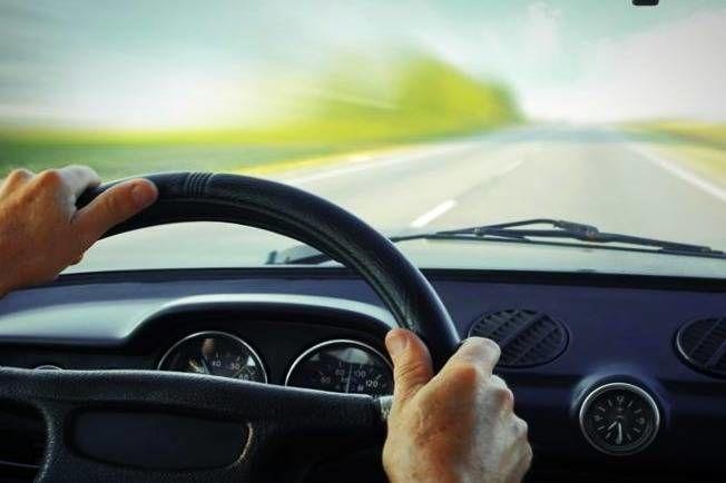 رانندگی در باد شدید