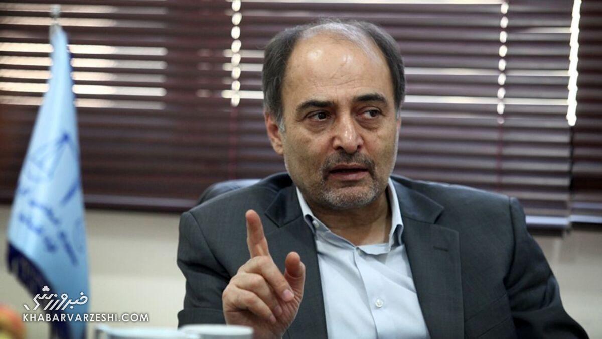 گفتگو با هشت متهم دادگاه جنجالی فوتبال ایران/مشترکین مورد نظر در دسترس نمیباشند