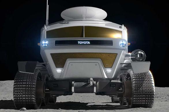 بازار ساخت خودروهای ماه نورد داغ شد