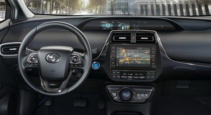 2019 Toyota Prius PHEV