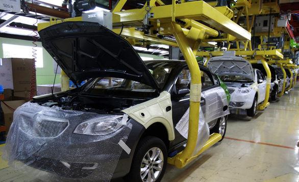 کاهش 35 درصدی تولید خودرو در 7 ماه نخست امسال
