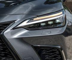 خودرو لکسوس NX350 مدل 2022 را ببینید
