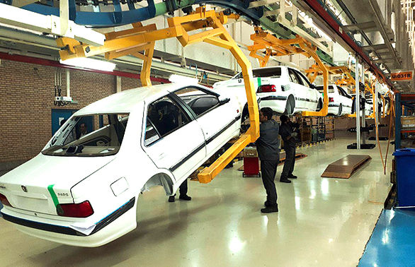 آمادگی وزارت دفاع برای ورود به خودروسازی