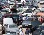 افت و خیر امروز قیمت خودرو در بازار