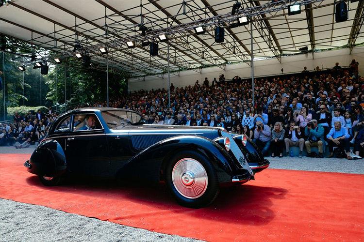 آلفارومئو 8C 2900B Touring Berlinetta